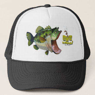 Big Mouth Trucker Hat