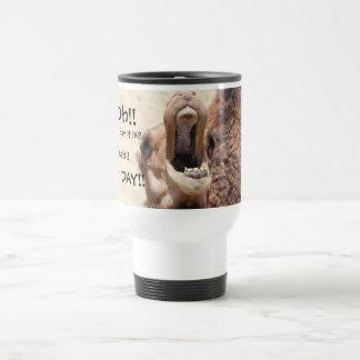 Big Mouthed Camel, Hump Day Mug