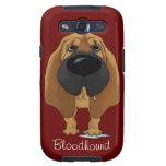 Big Nose Bloodhound Galaxy S3 Case