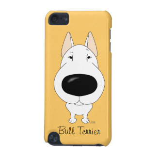 Big Nose Bull Terrier iPod Touch (5th Generation) Cases
