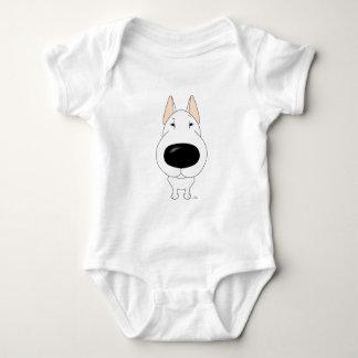 Big Nose Bull Terrier Tee Shirt