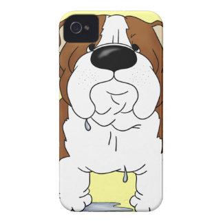 Big Nose Bulldog iPhone 4 Case