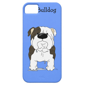 Big Nose Bulldog iPhone SE/5/5s Case