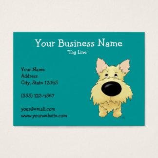Big Nose Cairn Terrier Business Card
