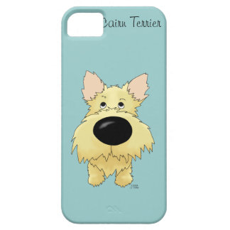 Big Nose Cairn Terrier iPhone 5 Cover
