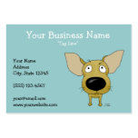 Big Nose Chihuahua Business Cards