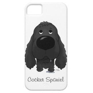 Big Nose Cocker Spaniel iPhone SE/5/5s Case