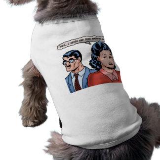 Big-Nose Disguise Shirt
