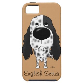 Big Nose English Setter iPhone SE/5/5s Case
