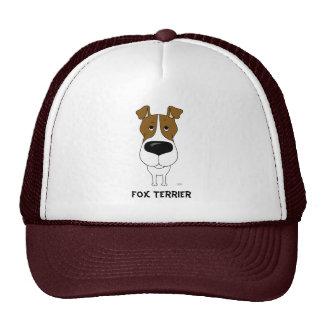 Big Nose Fox Terrier Trucker Hat
