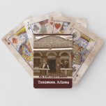 Big Nose Kate's Saloon Tombstone AZ Playing Cards
