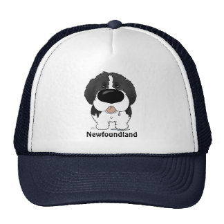 Big Nose Newfoundland Trucker Hat