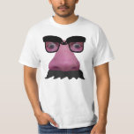 Big Nosed face. T Shirt