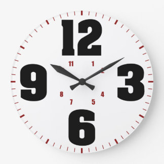 Big Numbers Clock 2