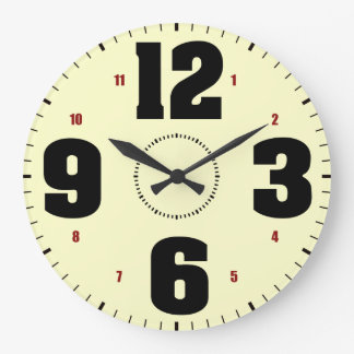 Big Numbers Clock 3