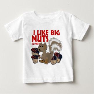 Big Nuts Baby T-Shirt