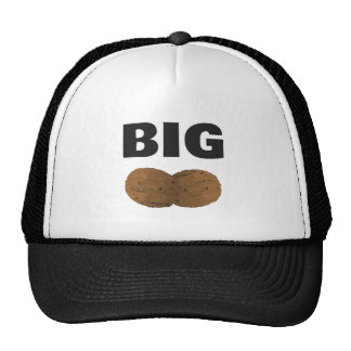 Big nuts! cap