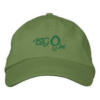 Big O lil jai Embroidered Baseball Caps