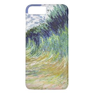 Big Ocean Wave iPhone 7 Case by Juul
