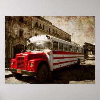 big ol bus poster