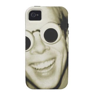 Big Ol Eyes Vibe iPhone 4 Case