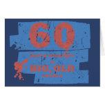 Big, Old 60 Blue Card