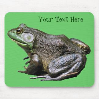 Big Old Bullfrog Animal Mousepad
