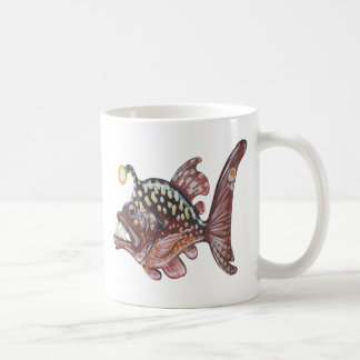 Big Old Lantern fish. Coffee Mug