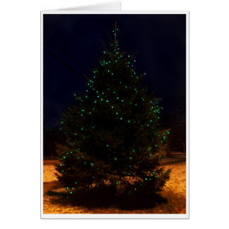 Big Old Tree Stationery Note Card