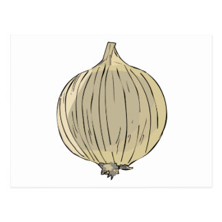 Big Onion Postcard