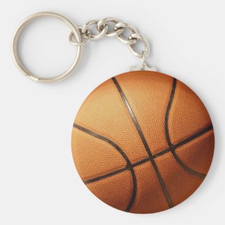 Big_Orange_Basketball_Key-Chain Keychain