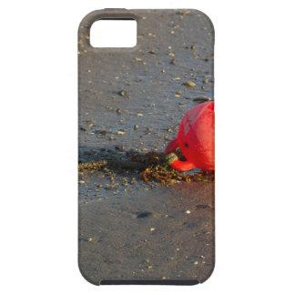 Big Orange Float iPhone SE/5/5s Case