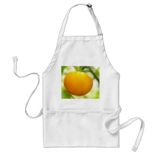 Big Orange Heirloom Tomato Adult Apron
