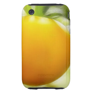 Big Orange Heirloom Tomato iPhone 3 Tough Cases