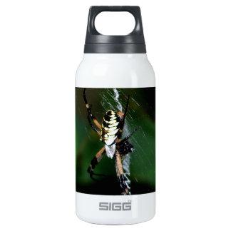 Big Orb Weaver Spider Insulated Water Bottle