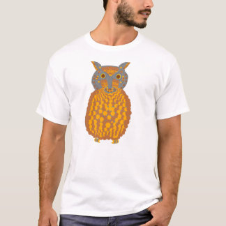 Big Owl tee shirts