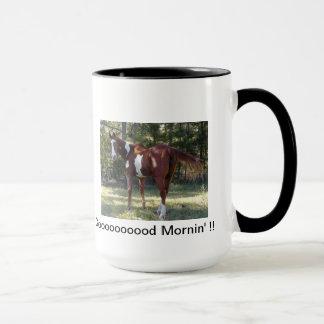 Big Paint Horse Coffee Mug