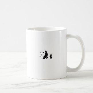 Big panda bear coffee mug