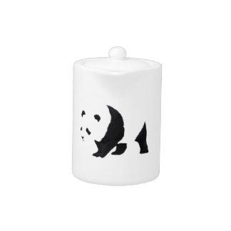 Big panda bear teapot