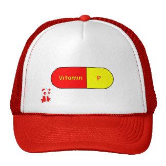 Big Panda Vitamin  Hat