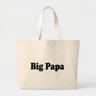 Big Papa Canvas Bags