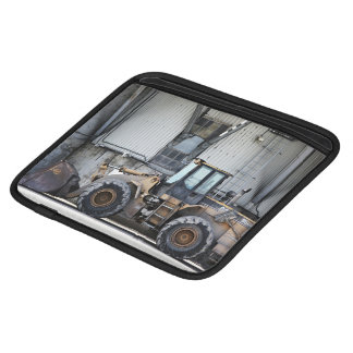 big parking tractor bulldozer sleeves for iPads