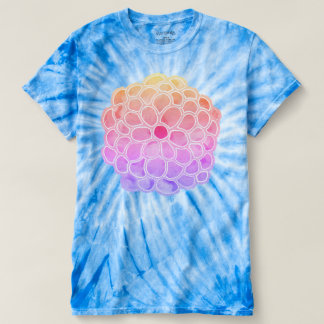 Big Pastel Chrysanthemum T-shirt