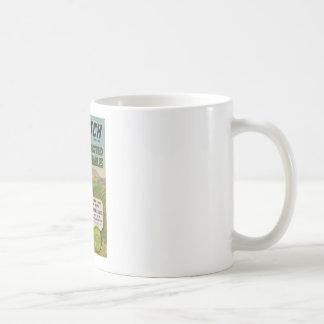Big Patch Classic White Coffee Mug