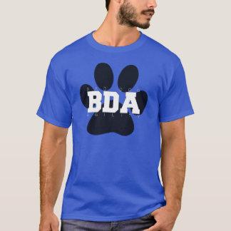 Big Paw, I <3 Naughty Dogs Back (Men's) T-Shirt