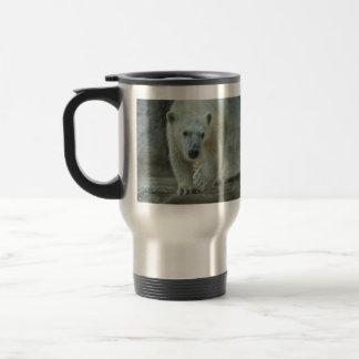 """Big Paw"" Polar Bear Cub Travel Mug"