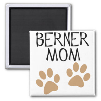Big Paws Berner Mom Magnet