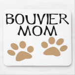 Big Paws Bouvier Mom Mouse Pads