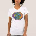 Big Peace Symbol Tshirts