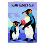Big Penguin Greeting Card
